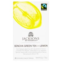 Jacksons Green Tea & Lemon
