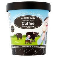 Laverstoke coffee ice cream
