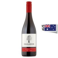 Craigmoor, Shiraz, Australian, Red Wine