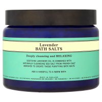 Neal's Yard lavender bath salts
