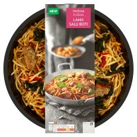 Waitrose Indian Lamb Salli Boti