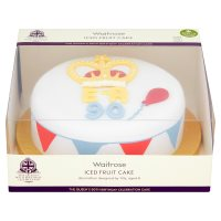 Waitrose The Queen's Birthday Celebration Cake