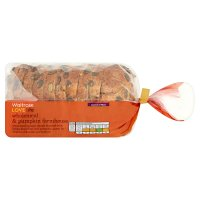 Waitrose LoveLife wholemeal & pumpkin farmhouse sliced bread