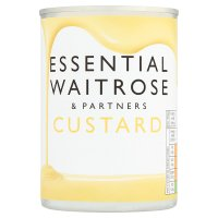 essential Waitrose custard