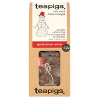 Teapigs spiced winter red tea 15 tea temples