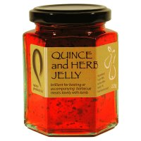 Quince Products quince & herb jelly