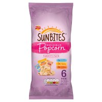 Walkers Sunbites Wholegrain Popcorn
