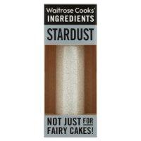 Waitrose Cooks Homebaking silver stardust
