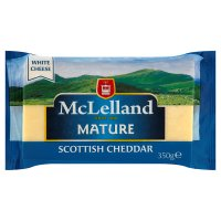 McLelland mature Scottish Cheddar