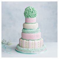 Tallulah 5 tier Wedding Cake, Fruit (all tiers)