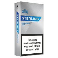 Sterling Superkings Blue