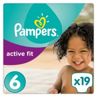 Pampers active fit 15+kg