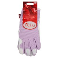 Briers lady velcro cuff leather gloves