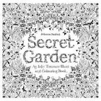 Secret Garden Treasure Hunt Johanna Basford