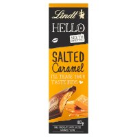 Lindt Hello My Name is salted Caramel