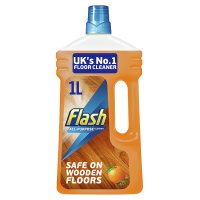 Flash mandarin & cedar wood wooden floors cleaner