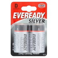Eveready silver D