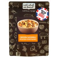 Look what we found! Staffordshire chicken casserole