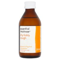 essential Waitrose dry tickly cough