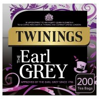 Twinings Earl Grey 200 tea bags