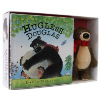 Hugless Douglas book & plush box set