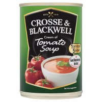 Crosse & Blackwell cream of tomato soup