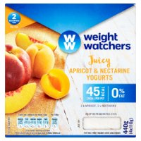 Weight Watchers limited edition yogurt