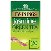 Twinings jasmine green tea 20 tea bags