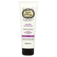 Roots & Wings lavender hand cream