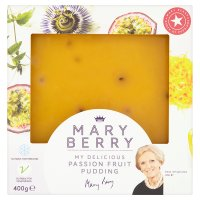 Mary Berry Passion Fruit Pudding