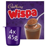 Cadbury chocolate mousse