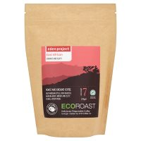 Eden project eco roast East African rainforest alliance ground coffee