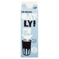 Oatly fresh oat drink