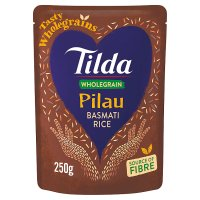 Tilda wholegrain pilau rice