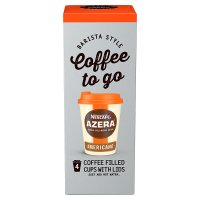 NESCAFE Azera Coffee To Go Americano 4 Cups