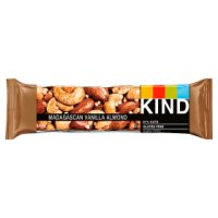 Kind Madagascan Vanillia Almond Bar