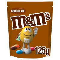 M&M's chocolate pouch