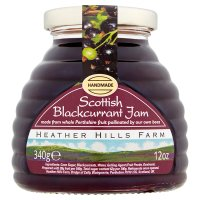 Heather Hills Scottish blackcurrent jam
