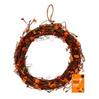 Waitrose Autumn Wreath