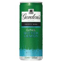 Gordon's Gin & Bitter Lemon