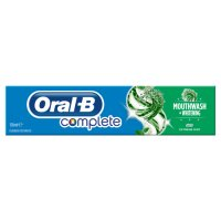 Oral-B complete extreme mint
