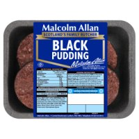 Malcolm Allan black pudding