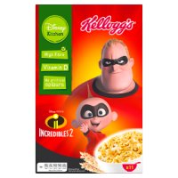 Kellogg's Disney Moana Honey Flavour Multigrain Cereal