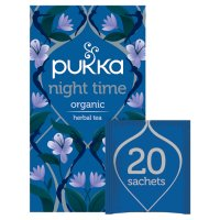 Pukka night time 20 sachets
