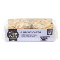 Village Bakery Welsh cakes