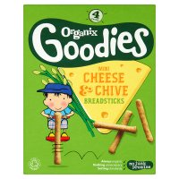 Organix Goodies Mini Cheese Breadsticks