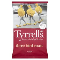 Tyrrells Three Bird Roast
