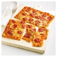 Cheese & Pepperoni Pizza