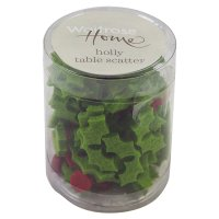 Waitrose Home Holly Table Scatter