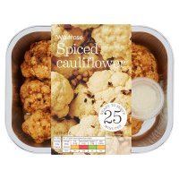 Waitrose Spiced Cauliflower